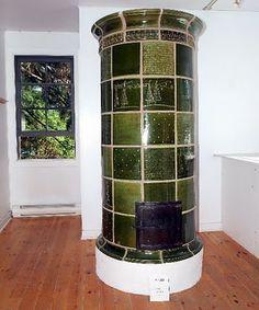 Brick Blog: Masonry Kachelofens - Jessica Steinhäuser