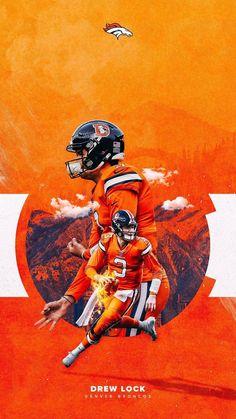 [Broncos] Drew Lock wallpaper