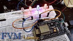 Como programar os: Arduínos, os ESP8266, ou os ESP32 para piscar 1, 2, 3, 4... ou quanto de LEDs você quiser colocar, sem a utilização da função delay(), iremos utilizar a função mills(), que contará o tempo sem pausar as atividades e processamento dos microcontroladores, nessa básica noção é que poderemos executar uma atividade, por exemplo piscar um LED, ao mesmo tempo que precisamos fazer a leitura de algum sensor, ou pressionar um botão, ao mesmo tempo de duas atividade remanescentes. Arduino, Music Instruments, 1, Internet, Reading, Weather, Activities, Musical Instruments