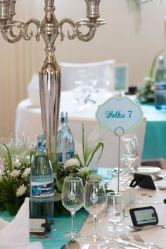 Table of bride and groom, called cloud no. 7
