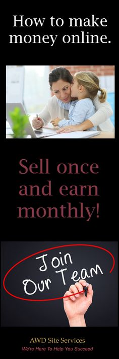 We want our partners to make money and offer on going commissions on our subscription plans.
