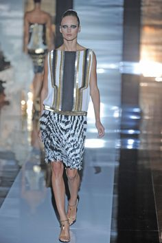 Gucci Spring 2012.