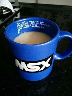MSX mug