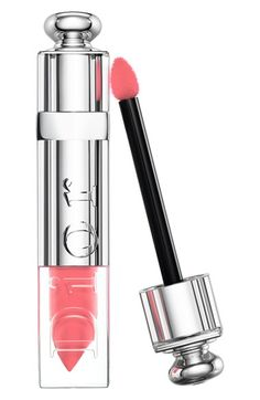 a sweet coral lip | @nordstrom