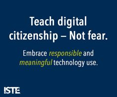 Teach digital citizenship, not fear. 5 busted myths about online student privacy.