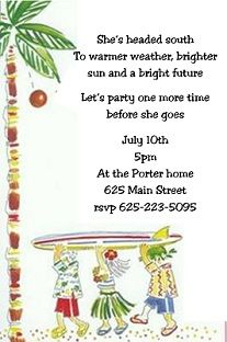 18 going away party invitation wording ideas party invitations going away party invitations stopboris Gallery