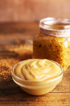 With Mott's Original Applesauce, learn how to make this tasty Mustard Dipping Sauce, and explore more recipes with Mott's today! Mustard Dipping Sauce Recipe, Mustard Recipe, Fall Fruits, Fruits And Veggies, Peanut Butter, Tasty, Sweet, Desserts, Recipes
