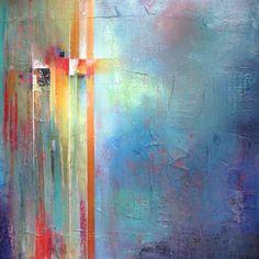 """Saatchi Art Artist Karen Hale; Painting, """"Like No Other 2"""" #art"""