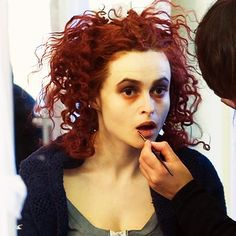 Mrs. Lovett Makeup