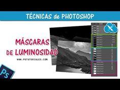 Máscaras de luminosidad en Photoshop - Aprende Photoshop