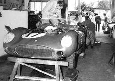 Garage Ferrari.