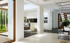 Stylowy 3 - wizualizacja 5 - Projekty domów z antresolą – Stylowy 3