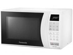 Micro-ondas Panasonic Dia a Dia NN-ST254WRUN 21L - com Função Desodorizador. Apenas R$ 379,00
