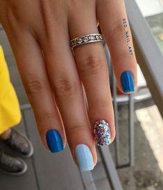 Gold Gel Nails, French Manicure Acrylic Nails, Cute Gel Nails, Oval Nails, Nail Manicure, Short Gel Nails, Shellac, Stylish Nails, Trendy Nails