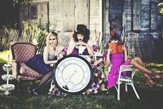 alice in wonderland photo shoot - Google Search