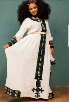 African Lace, African Wear, African Women, Ethiopian Traditional Dress, Traditional Dresses, Queen Dress, Africa Fashion, Power Girl, Black Power