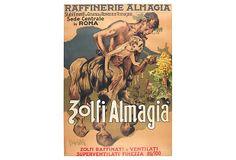Zolfi Almagia Poster on OneKingsLane.com  1,599.00