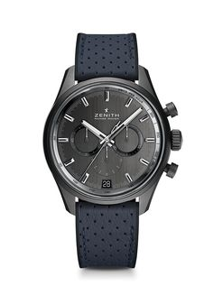 e99f03d51e6fa Zenith El Primero Range Rover Watches Debut Official Relationship With Land  Rover Watch Releases