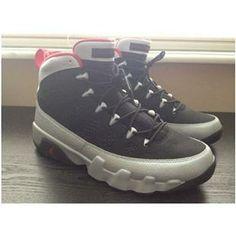 6782299a0246 Air Jordan 9 Black Gym Red