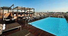 Vespres Inedit's, volvemos a las terrazas de los hoteles de Barcelona! Lugares con encanto. Hoteles con encanto. www.caucharmant.com