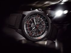 Breitling Bentley Light Body Midnight Carbon... I like it !