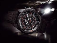 Breitling Bentley Light Body Midnight Carbon... I like it !