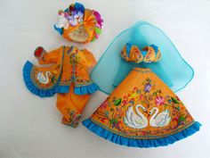 outfit for Radha Vallabha