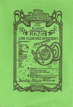 6.5.1979; planet gong - lol coxhill; usa, lawrence, opera house; (db) (t)