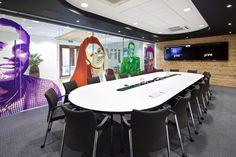 Jive Softwares UK Headquarters