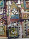 Old City Wanderings - Michelle Mischkulnig - Beautiful textiles - http://www.pinterest.com/DigiCan/michelle-mischkulnig-australian-textile-artist