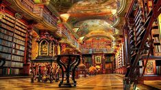 """Old Pics Archive on Twitter: """"The Klementinum Library, Prague (7 photos)  https://t.co/F5Vqk8QYie https://t.co/0qx1cRba96"""""""