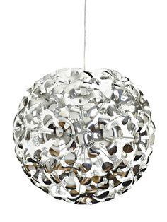 Vår nye taklampe til stua
