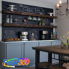 Looking to make your kitchen or Bedroom trendy? Use our Quality Range School Board Paint so you can draw when ever your like :) https://www.paint360.co.za/paint-shop/medal-quality-range/school-board-paint