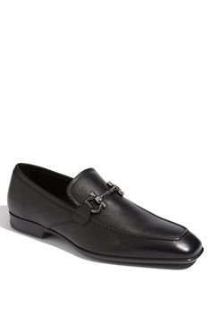 Salvatore Ferragamo 'Gregory' Loafer (Men) available at #Nordstrom