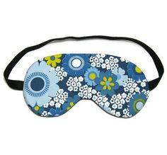 Beautiful Cute Eye Cover Travel / Home / Camping Good Night Sleep Eye Mask #Handmade