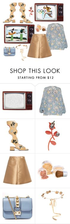 """""""Olympic Games"""" by juliabachmann ❤ liked on Polyvore featuring Zimmermann, Marni, RED Valentino, Valentino and Eugenia Kim"""