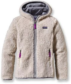 Furry Fleece Jacket | Outdoor Jacket