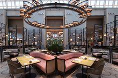 Dining Area Colony -The Ritz-Carlton, Millenia Singapore