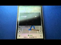 Quick look: New voice actions functionality of Google Maps 8.2