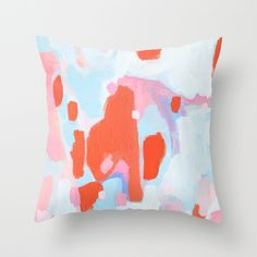 Color+Study+No.+11+Throw+Pillow+by+Emily+Rickard+-+$20.00