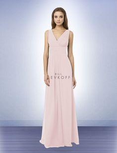 """Bill Levkoff Bridesmaid Dresses Bring the Design"""