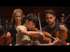 Chloe Chua | Mozart Violin Concerto No. 4 | 2017 Zhuhai International Violin Comp | 3rd Prize - YouTube