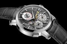 With the Traditionnelle Twin Beat Perpetual Date, Vacheron Constantin launches the first watch to work at two different frequencies. Carillon Westminster, Cool Watches, Watches For Men, Men's Watches, Dress Watches, Watches Online, Vacheron Constantin, Bracelets Bleus, Watch News