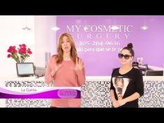 La Gatita entrevista a Isa tras su aumento de senos en My Cosmetic Surgery Miami. - YouTube