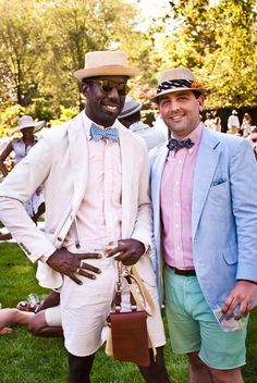Kentucky Derby Outfit Collection first timers guide to kentucky der attire what to wear Kentucky Derby Outfit. Here is Kentucky Derby Outfit Collection for you. Kentucky Derby Outfit photos the best outfits of kentucky der Kentucky D. Tea Party Attire, Tea Party Outfits, Party Clothes, Kentucky Derby Mens Fashion, Mens Derby Hats, Chapeaux Pour Kentucky Derby, Horse Race Outfit, Derby Attire, Club Outfits For Women