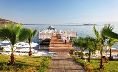 Der Strand am Thor Luxury Hotel & Villas