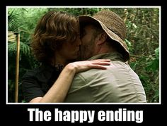 Sara and Gil's happy ending. <3