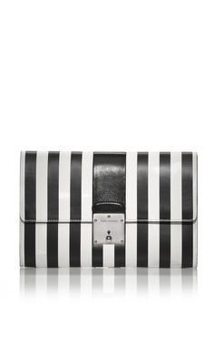 Shop Marc Jacobs The Prisoners Skunk Clutch in Black at Moda Operandi Marc  Jacobs Clutch 684cd87af88f9