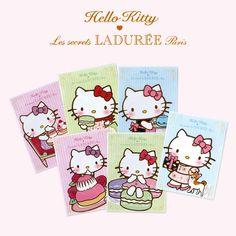 hello kitty  3 laduree big sticker set  3 52fc31ee56637