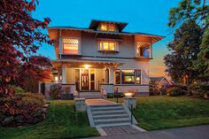 Seattle Magazine | Shopping/Home and Garden/Real Estate | Real Estate: Three Seattle Craftsman Homes